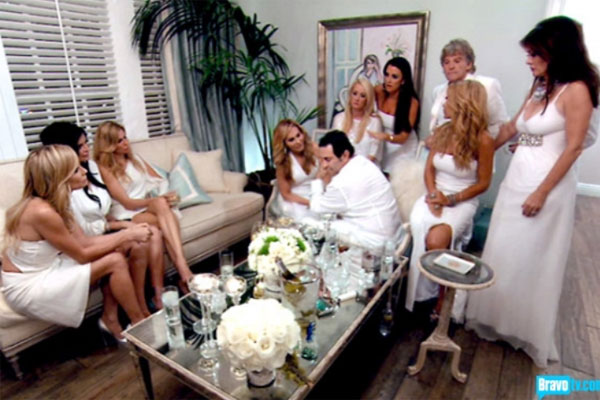 has a way of repeating itself on The Real Housewives of Beverly Hills