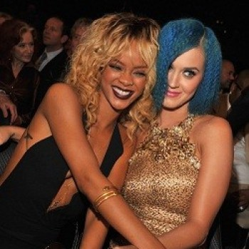 Rihanna and Katy Perry Reportedly Refused to Sit Together at the Grammys
