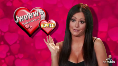 JWoww Valentines Day Rewind: The EX Factor