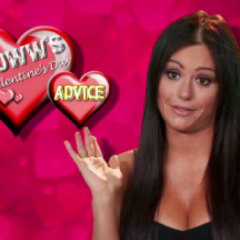 JWoww Valentine's Day Rewind: The EX Factor