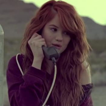Debby Ryan Co-Stars in A Rocket to the Moon's New Music Video