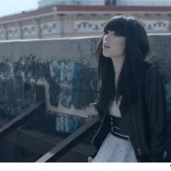 "Carly Rae Jepsen's ""Tonight I'm Getting Over You"" Music Video and Lyrics!"
