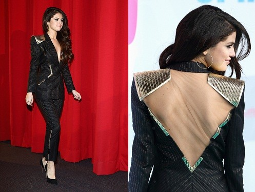 Selena Gomez at 'Spring Breakers' Berlin premiere