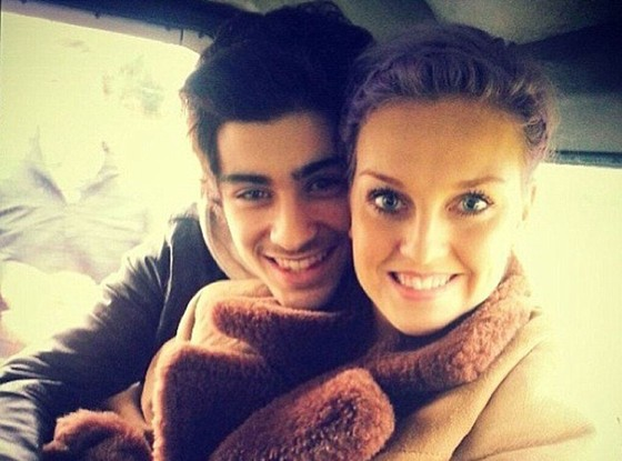 Zayn Malik and Perrie Edwards Valentines Day