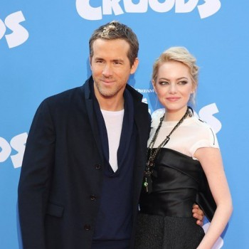 Ryan Reynolds and Emma Stone Get 'Crood' With Cambio!