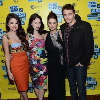 Selena Gomez & Ashley Benson Premiere 'Spring Breakers' at SXSW!