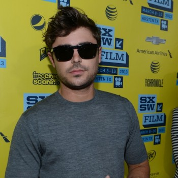 Zac Efron Hits SXSW, Gets His Flirt On