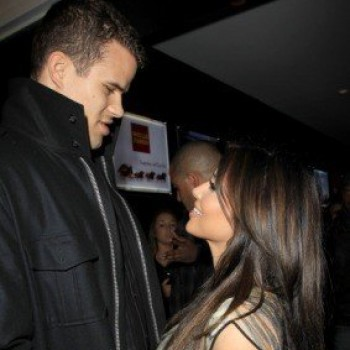 Kim Kardashian and Kris Humphries Engagement Faked?