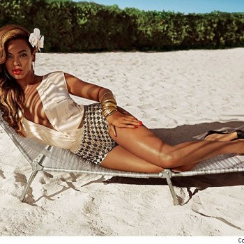 Beyonce Rocks Bikinis, Previews New Music in H&amp;amp;M Ad