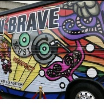 Lady Gaga's Mom Gives a Tour of the Born Brave Bus (WATCH!)