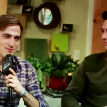 "Big Time Rush: Behind-the-Scenes Footage From Their Upcoming ""Marvin Marvin"" Episode (EXCLUSIVE!)"