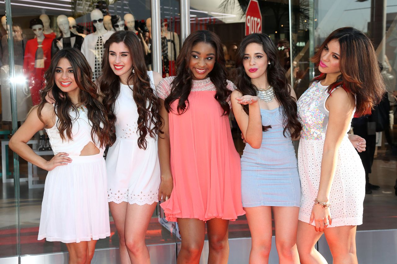 Fifth Harmony Lego House cover video Ed Sheeran
