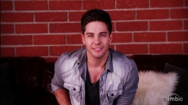Glee Dean Geyer talks bad boy Brody