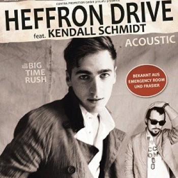 Kendall Schmidt: Heffron Drive Songs Released, Download for Free!