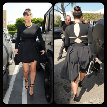 Why Won't Kim Kardashian Wear Maternity Clothes?