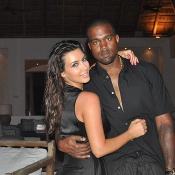 Pregnant Kim Kardashian Says She Dresses for Kanye, Not Herself
