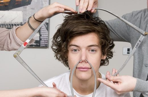 One Direction Madame Tussauds wax figure pics