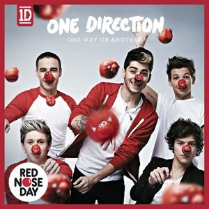 Niall Horan and Louis Tomlinson Ghana Africa Red Nose Day video