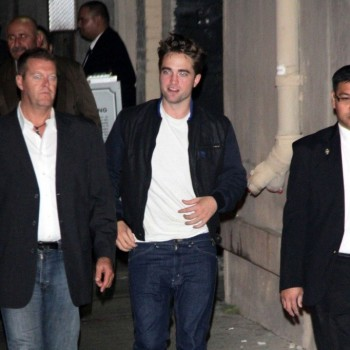 Robert Pattinson Parties in L.A. Without Kristen Stewart