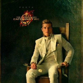 See Josh Hutcherson as Peeta Mellark in His Capitol Portrait!