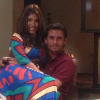 Kourtney Kardashian and Scott Disick Get Candid About Their Relationship
