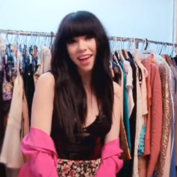 "Carly Rae Jepsen's ""Tonight I'm Getting Over You"" Photo Shoot and Interview (EXCLUSIVE!)"