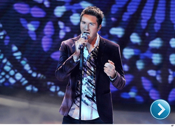 Paul Jolley on American Idol.