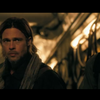 'World War Z' Movie Trailer: Brad Pitt Stars in a Zombie Flick!?!