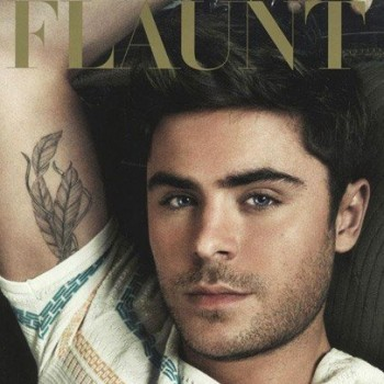 See Zac Efron's Super Hot 'Flaunt' Magazine Shoot!