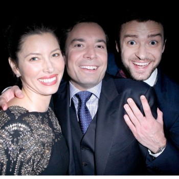 Justin Timberlake: Jimmy Fallon Interrupted My Wedding Toast!