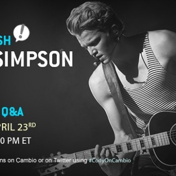 Couch Sesh: Cody Simpson Live Video Q and A!
