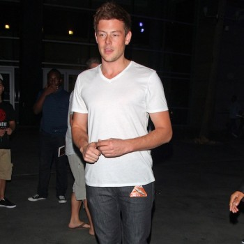 Celebrity Rehab (Gallery): Glee's Cory Monteith and Lindsay Lohan Are Latest Stars to Check In