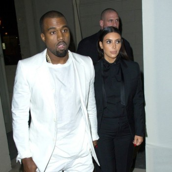"Kim Kardashian and Kanye West ""Live Different Lives"""