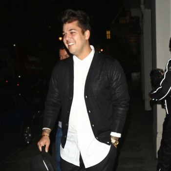 Rob Kardashian Sued for Assault Over Shirtless Pictures