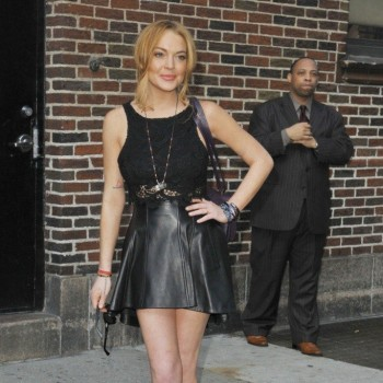Lindsay Lohan Finally Checks In to Rehab
