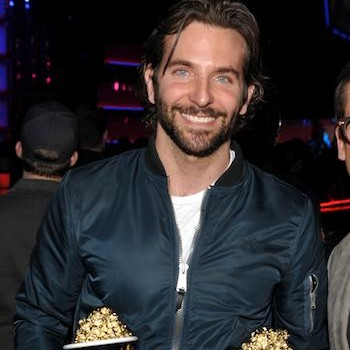 Bradley Cooper's Big Night: Best Kiss and Best Male Performance Wins at MTV Movie Awards!