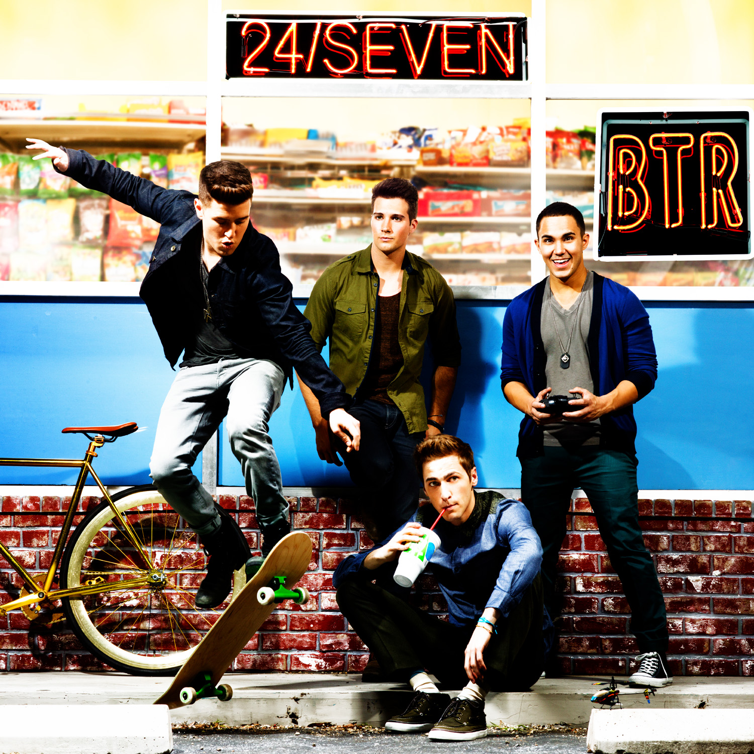 24 seven, big time rush, carlos pena jr, james maslow, kendall schmidt, logan henderson