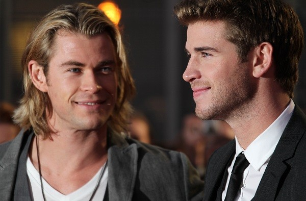 Chris Hemsworth and Liam Hemsworth