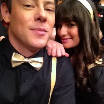 Cory Monteith Out of Rehab: Spotted with Girlfriend Lea Michele