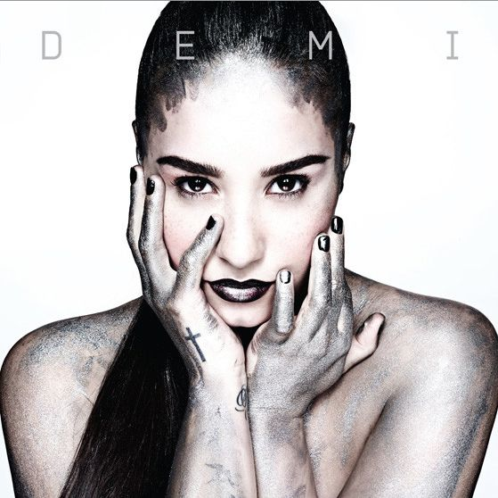 Demi Lovato new album demi cover art trailer video
