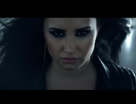 Demi Lovato Heart Attack music video teasers