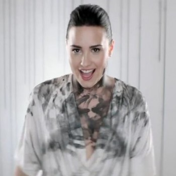 Demi Lovato Explains What &quot;Heart Attack&quot; Video Means: What's With the Black Oil?