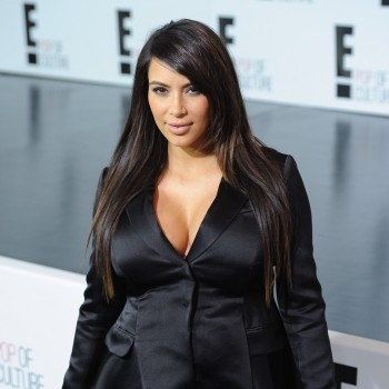 "Kim Kardashian Now ""Really Excited"" For Baby, Reunites with Kanye West"