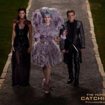 'The Hunger Games: Catching Fire' Trailer: MTV Movie Awards 2013