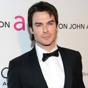 Ian Somerhalder Smolders in His New 'Time Framed' Web Series!