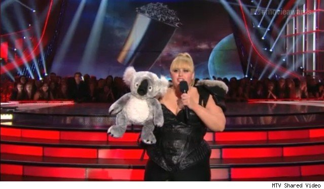 2013 mtv movie awards, mtv movie awards, rebel wilson