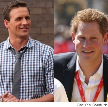 Did Ryan Lochte Diss Prince Harry?
