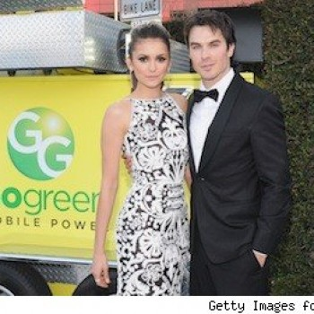 It's a Wrap! Nina Dobrev and Ian Somerhalder Dish on End of 'Vampire Diaries' Season 4!