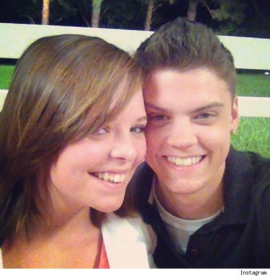 Don't worry, guys, everyone's favorite Teen Mom couple Catelynn Lowell