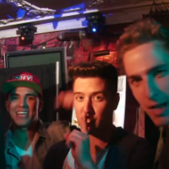 Big Time Rush and Victoria Justice Talk Upcoming Summer Break Tour, Plus BTR Hints at Next Album Title! (EXCLUSIVE!)